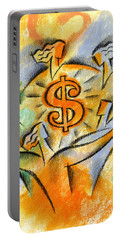 Financial Success Portable Battery Charger