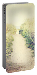 Portable Battery Charger featuring the photograph Finding Your Way by Trish Mistric