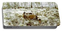 Fine Art Tasmania Bushland Portable Battery Charger