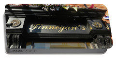 Finnegan's Sign/ Bono's Pub Portable Battery Charger