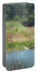 Finnon Lake Egret Portable Battery Charger