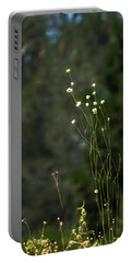 Finnon Wildflowers Portable Battery Charger