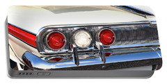 Fins Were In - 1960 Chevrolet Portable Battery Charger