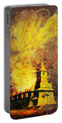Fire Angel Portable Battery Charger