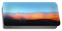 Fire Clouds - Panorama Portable Battery Charger