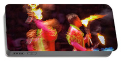 Fire Eaters Portable Battery Charger