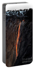 Fire Falls - 2016 Portable Battery Charger