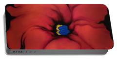 Fire Flower Portable Battery Charger