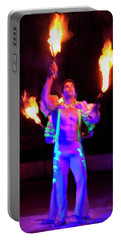 Fire Juggler Portable Battery Charger