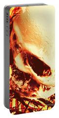 Fire Of Doom Portable Battery Charger