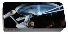 Fire Phasers Portable Battery Charger