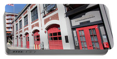 Fire Station Portable Battery Charger