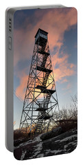 Fire Tower Sky Portable Battery Charger