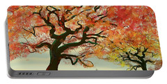 Fire Tree Portable Battery Charger