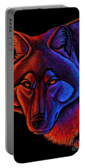 Fire Wolf Portable Battery Charger