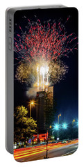 Fire Works In Fort Wayne Portable Battery Charger