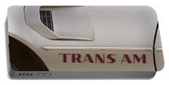 Firebird Trans Am Front Corner Panel Vent Portable Battery Charger