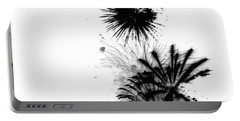 Firework Abstract 9 Portable Battery Charger