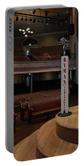 First Church Of Country Music Portable Battery Charger