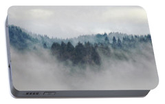 Portable Battery Charger featuring the photograph First Day Of Autumn by Katie Wing Vigil