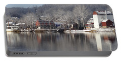 First Day Of Spring Bucks County Playhouse Portable Battery Charger