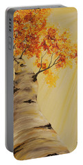 First Fall Light Portable Battery Charger