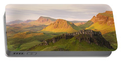 First Light Trotternish Panorama Portable Battery Charger