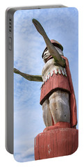 First Nations Welcome Portable Battery Charger