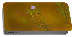 First To Flower Portable Battery Charger