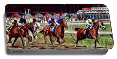 First Turn Saratoga Portable Battery Charger