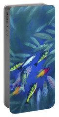 Fish Bowl Portable Battery Charger