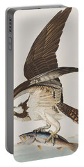 Fish Hawk Or Osprey Portable Battery Charger