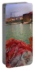 Fisherman's Net Portable Battery Charger