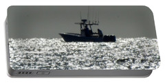 Fishing In Sanibel Portable Battery Charger