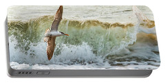 Fishing The Surf Portable Battery Charger