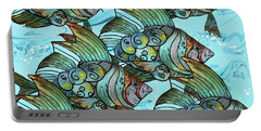 Fishy Fishy Portable Battery Charger