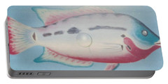Fishy In Ocean Portable Battery Charger