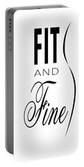 Fit And Fine Portable Battery Charger
