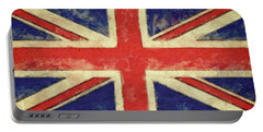 Flag Of The United Kingdom Portable Battery Charger