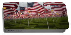Flags Portable Battery Charger