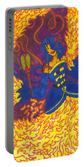 Flame Dancer Portable Battery Charger