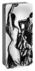 Flamenco Sketch 1 Portable Battery Charger