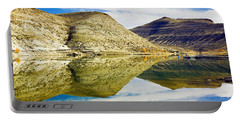 Flaming Gorge Water Reflections Portable Battery Charger