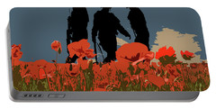 Flanders Fields 5 Portable Battery Charger