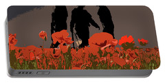 Flanders Fields 6 Portable Battery Charger