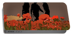 Flanders Fields 7 Portable Battery Charger