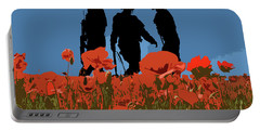 Flanders Fields 8 Portable Battery Charger