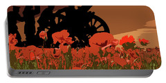 Flanders Fields 1 Portable Battery Charger