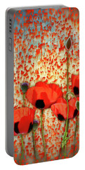 Flanders Fields Portable Battery Charger