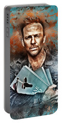Flanery's Love Story Portable Battery Charger